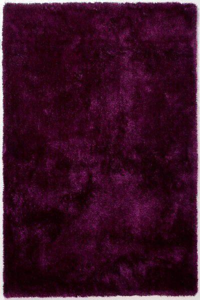 Teppich colourcourage 17 aubergine / lila