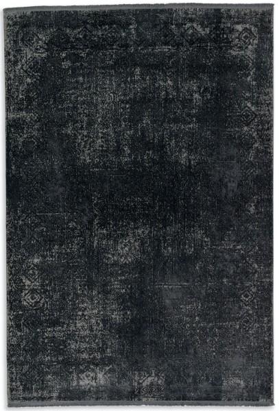 Kurzflor Designer Teppich Schöner Wohnen Velvet 6665 192 040 anthrazit