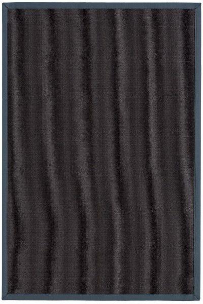 Sisal Teppich Astra Manaus blau / indigo 20