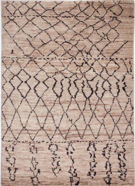 Teppich Brigitte Home Global Passion 302 beige 170 x 240 cm