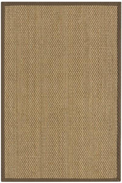 Seegras Teppich Astra Goa beige / naturgrün 999