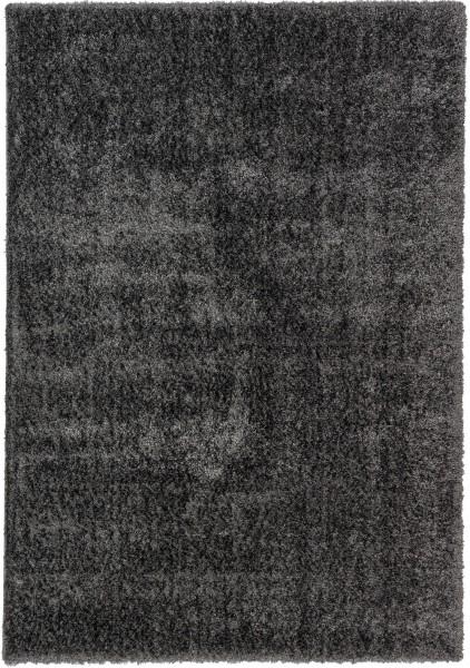Hochflor Shaggy Teppich Astra Matera 180 040 anthrazit