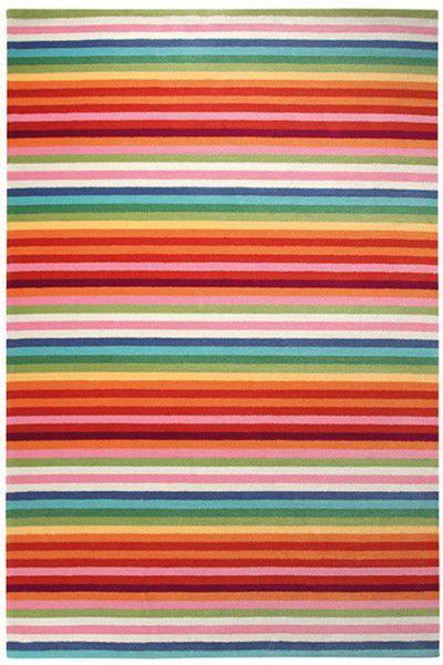 Teppich Esprit Joy ESP-3332-01 multicolour 140 x 200 cm