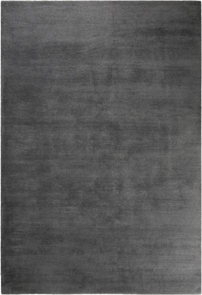 Hochflor Shaggy Teppich Esprit #loft ESP-4223-33 schiefer / grau
