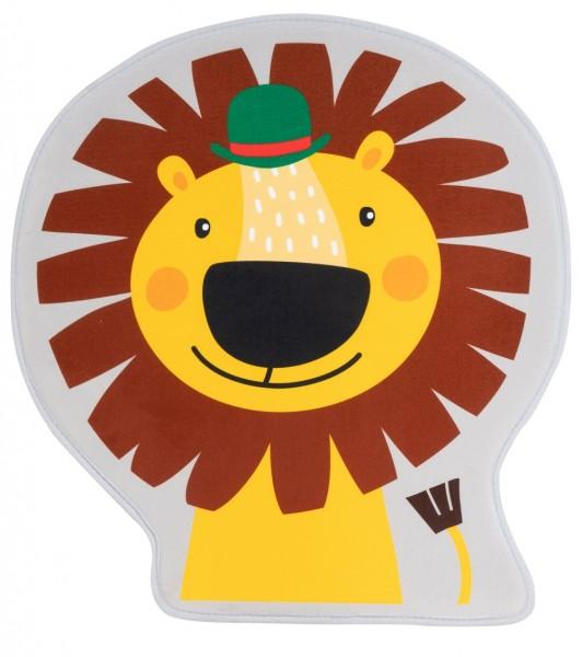 Kinder Teppich Obsession Mila Kids 148 Lion taupe gelb