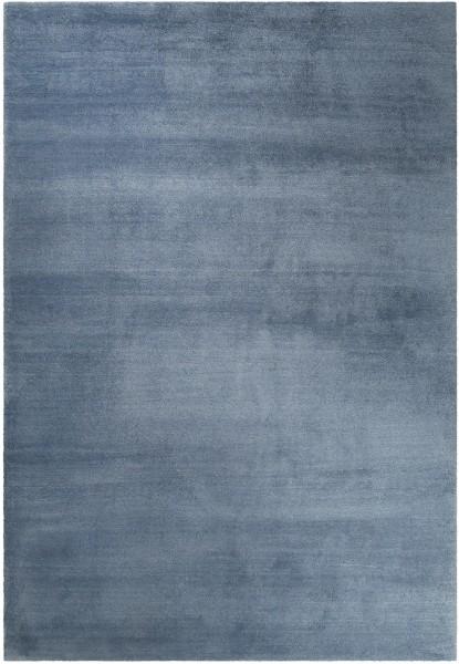 Hochflor Shaggy Teppich Esprit #loft ESP-4223-14 grau blau