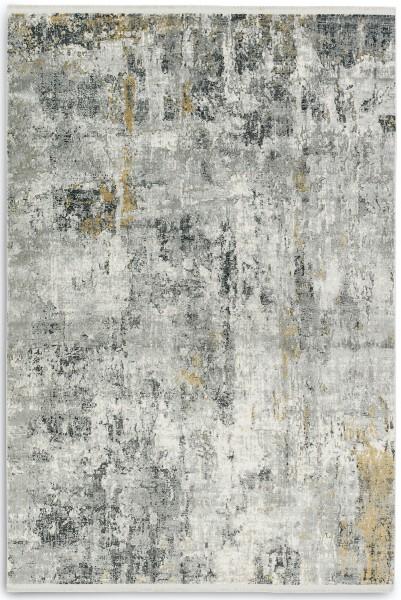Kurzflor Designer Teppich Astra Julia 6688 202 004 grau creme anthrazit