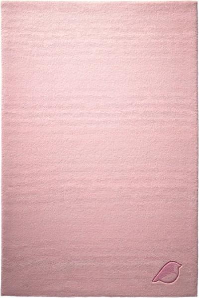 Kinder Teppich bellybutton Vogelprinzessin BB-4220-01 rosa
