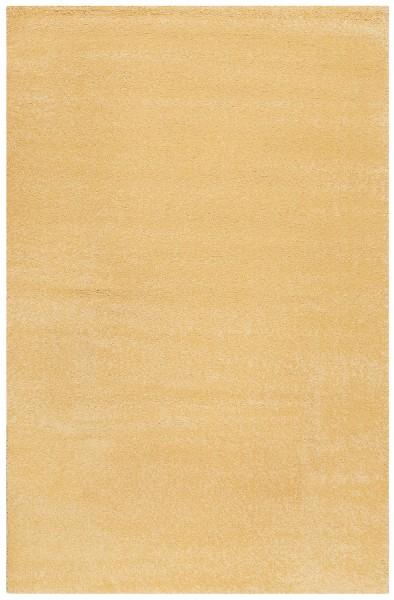 Kurzflor Designer Teppich Esprit California ESP-22937-070 pfirsich gelb