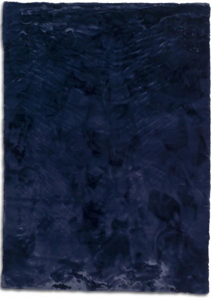 Fell Teppich Schöner Wohnen Tender 6281 190 021 nachtblau