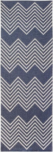 Indoor / Outdoor Teppich Brita Sweden Mini azure / blau (Läufer)
