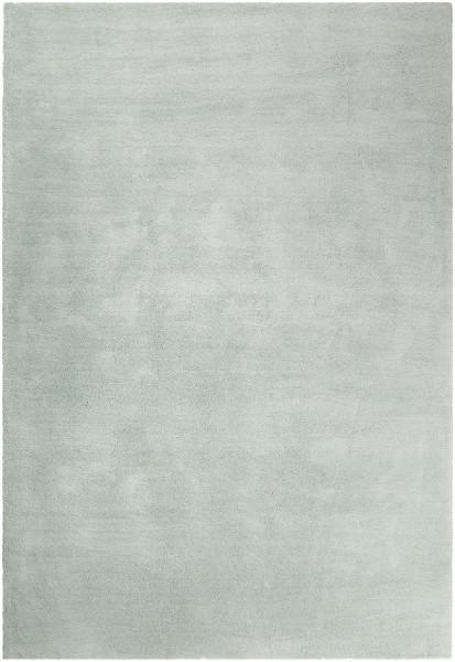 Hochflor Shaggy Teppich Esprit #loft ESP-4223-19 grau grün