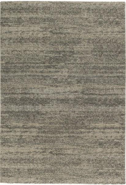 Hochflor Shaggy Teppich Astra Samoa 6870 150 005 grau