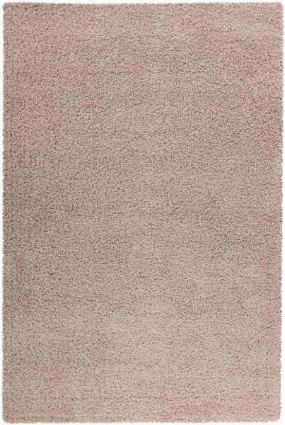 Hochflor Shaggy Teppich Obsession Candy 170 sand / beige