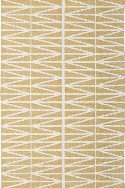 Indoor / Outdoor Teppich Brita Sweden Helmi gelb (Medium)