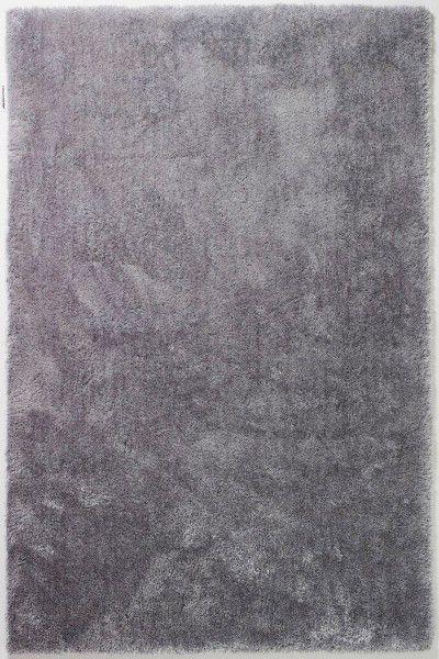 Teppich colourcourage 04 concrete / silber grau 90 x 160 cm