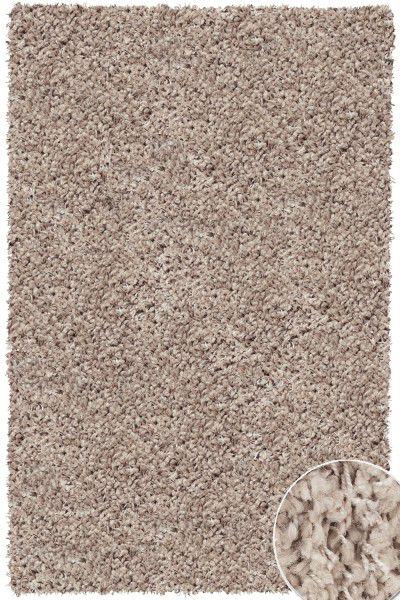 Hochflor Shaggy Teppich Twilight 6611 beige