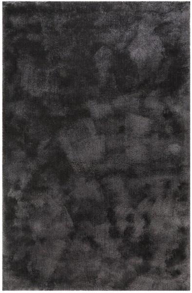 Hochflor Shaggy Teppich Esprit #relaxx ESP-4150-34 schwarz grau