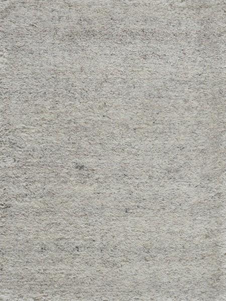 Kurzflor Designer Teppich Angelo Musti 2175-632 elfenbein / silber weiss