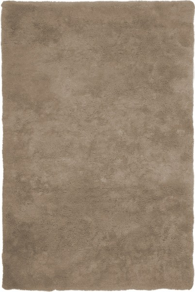 Hochflor Shaggy Teppich Obsession Curacao 490 taupe