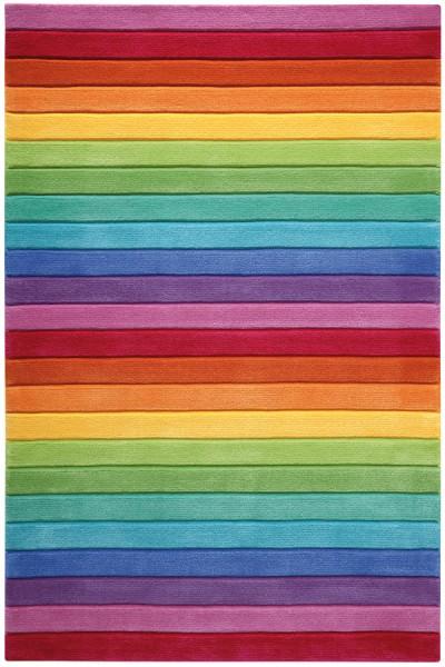 Teppich Smart Kids Smart Stripe SM-4024-01 multicolor