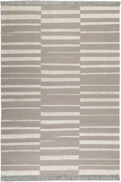 Teppich Carpets Co Skid Marks Go 0009 02 Grau Beige Raum Quadrat