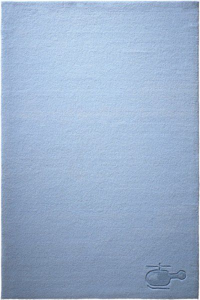 Kinder Teppich bellybutton Kapitän Himmelblau BB-4221-01 blau