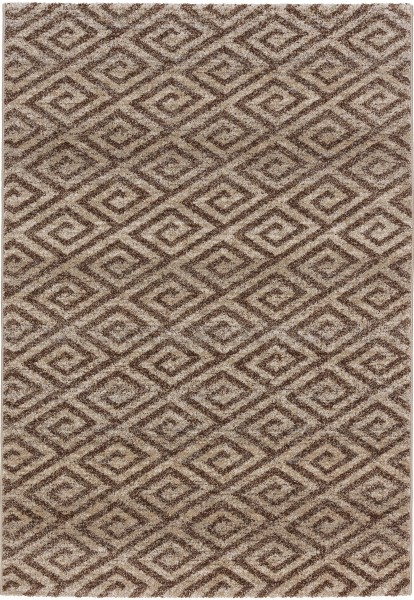 Kurzflor Designer Teppich Astra Carpi 6872 152 006 beige