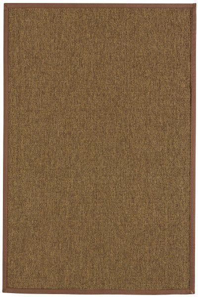 Indoor / Outdoor Teppich Astra Sylt 6530 803 060 ocker / braun