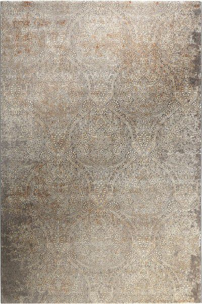 Teppich Wecon Home Baroque Vintage WH-17305-096 grau
