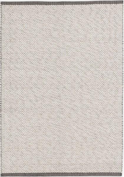 Kurzflor Designer Teppich Schöner Wohnen Miro 6014 191 007 natur / weiss