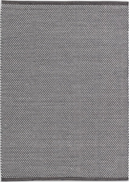 Kurzflor Designer Teppich Schöner Wohnen Luna 6018 191 040 anthrazit grau