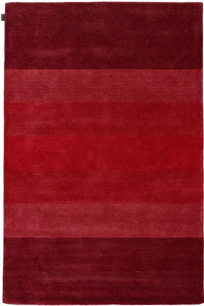 Kurzflor Designer Teppich Angelo Caesar 503-DE010 rot
