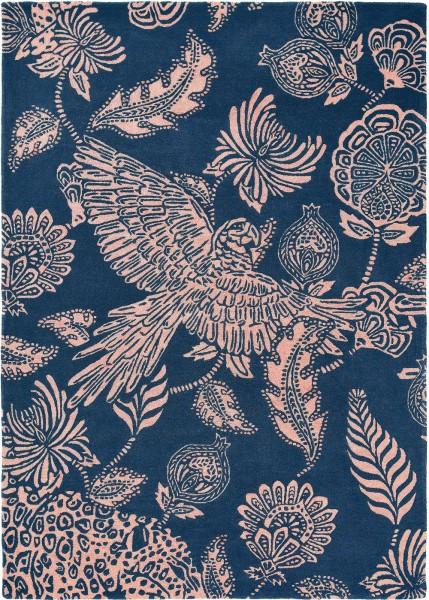 Teppich Ted Baker Loran 56308 navy blau
