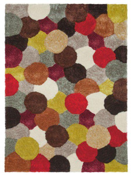 Teppich Arte Espina Dance Shaggy 8103-41 multicolor 170 x 240 cm