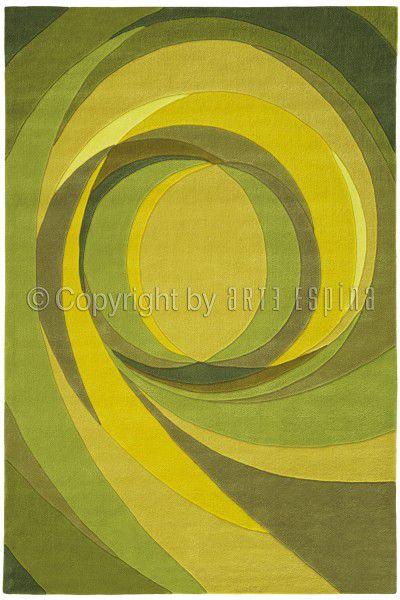 Teppich Arte Espina Spirit 3002 63 Grun 120 X 180 Cm