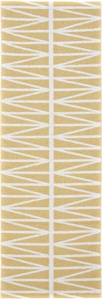 Indoor / Outdoor Teppich Brita Sweden Helmi gelb (Läufer)