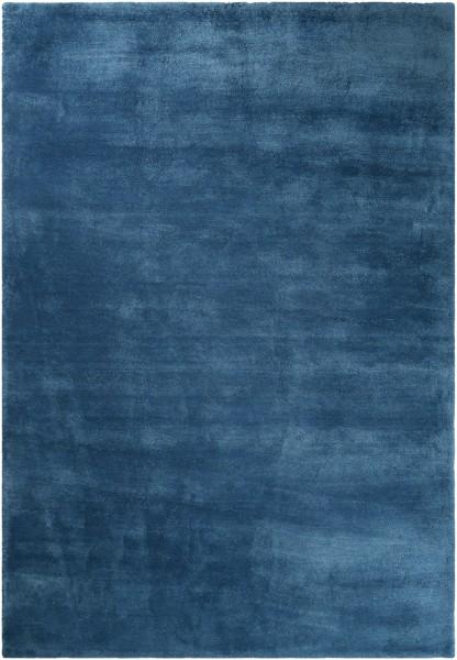 Hochflor Shaggy Teppich Esprit #loft ESP-4223-31 petrol blau