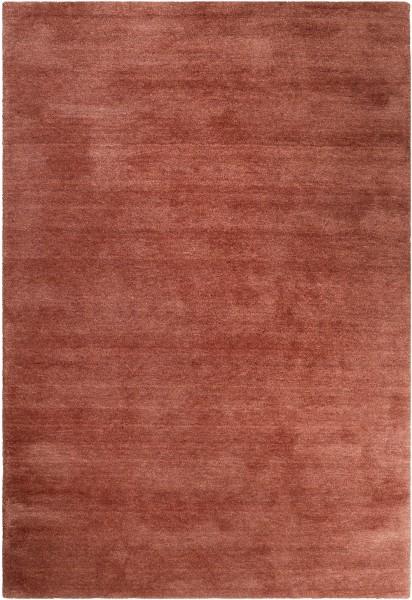 Hochflor Shaggy Teppich Esprit #loft ESP-4223-28 terracotta