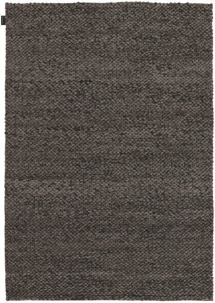 Kurzflor Designer Teppich Angelo Waves 8091-57 grau