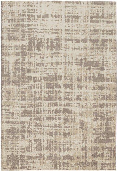 Teppich Astra Pisa Gitter 172 060 braun