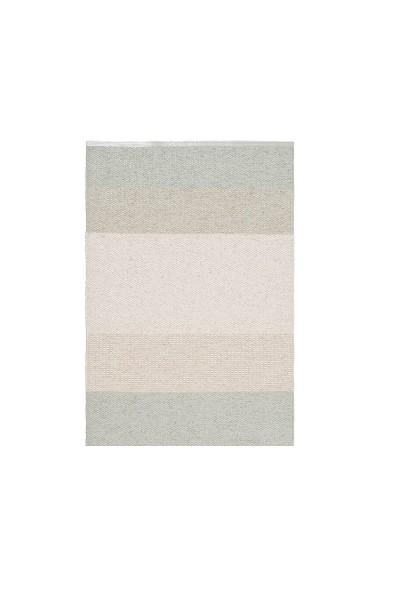 Indoor / Outdoor Teppich Brita Sweden Seasons lichen / beige grau (Klein)