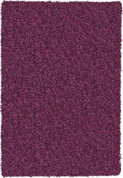 Hochflor Shaggy Teppich Twilight 7711 lila 80 x 150 cm