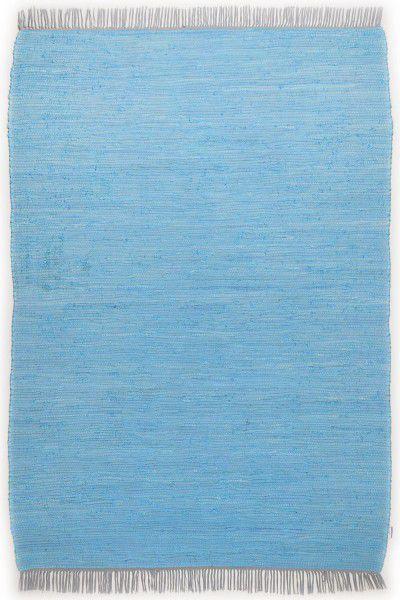 Teppich Tom Tailor Cotton Colors 720 türkis