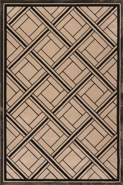 Kurzflor Designer Teppich Angelo Spectre 6026-AD2-685 beige