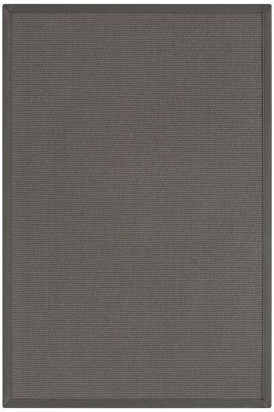Wolle Teppich Astra Las Vegas grau / graphitgrau 62