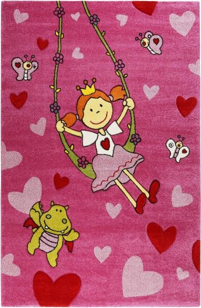 Teppich Sigikid Pinky Queen SK-22428-055 pink