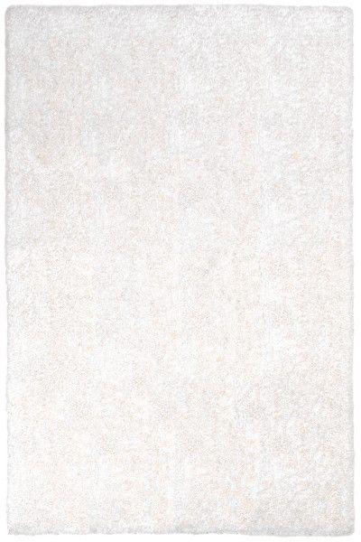 Hochflor Shaggy Teppich Schöner Wohnen Emotion 000 weiss