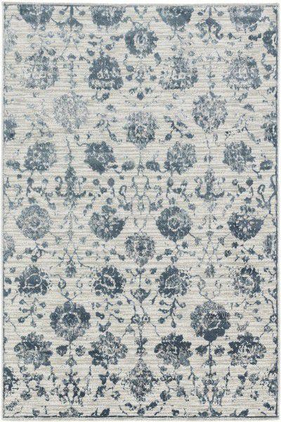 Teppich Schöner Wohnen Brilliance 184 020 Blumen blau