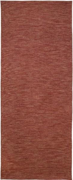Indoor / Outdoor Teppich Brita Sweden Mono copper / rot (Läufer)